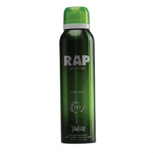 Sansiro Dance Series Rap Erkek - 150ml.