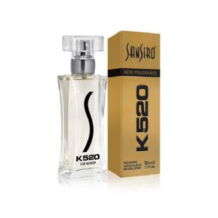 Sansiro Gold Series K520 Bayan - 50ml.