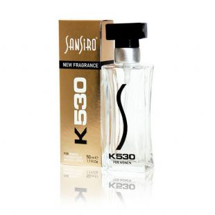 Sansiro Gold Series K530 Bayan - 50ml.