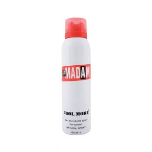 Cool More - Jp Madam - 150 Ml - Bayan
