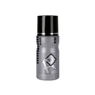 Akat 2000 - Black New - 160 Ml - Erkek