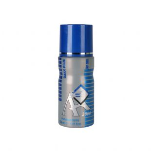 Akat 2000 - Dark Blue New Deo - 160 Ml - Erkek