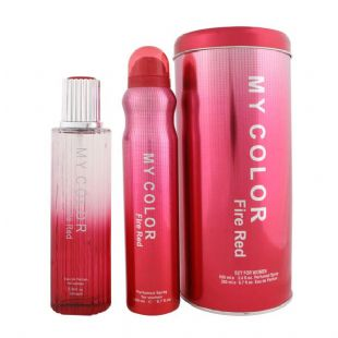 My Color - Fire Red - 200 ml - Bayan