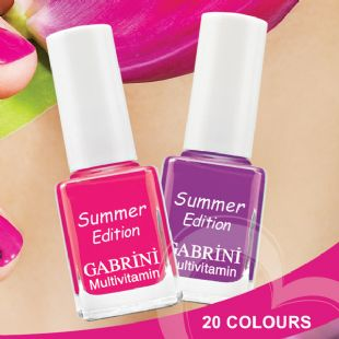 Gabrini - Summer Edition - 20 Renk